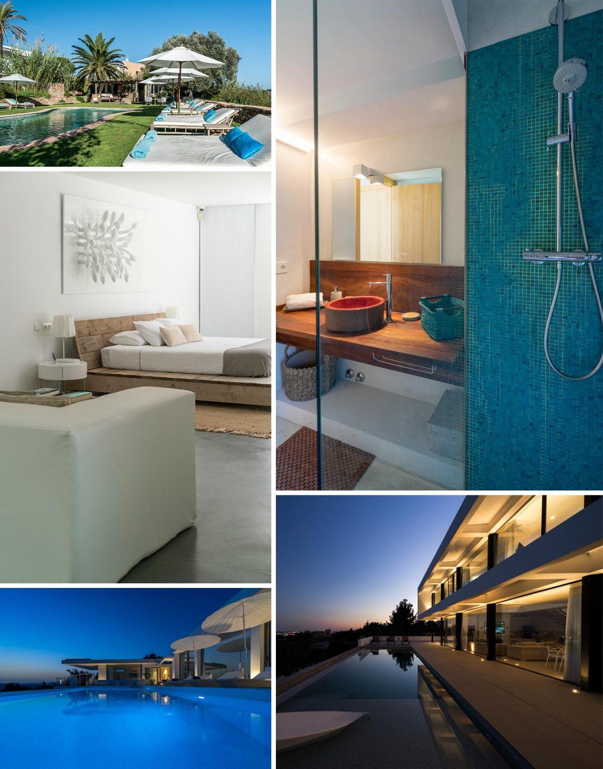 Fotografía de casas para alquiler o venta en Ibiza