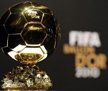 Conoce los 30 nominados al Balón de Oro