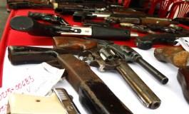 Inutilizaron 406 armas de distintos tipos en Carabobo