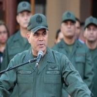 Padrino López: FANB impedirá que la AN infrinja la Constitución