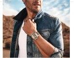 """Diesel presenta su nueva colección de relojes """"Ironside"""""""