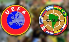 Conmebol desafía a la UEFA a un partido entre sus campeones