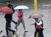 Pronostican este viernes lluvias moderadas en la mayor parte del país