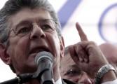 Ramos Allup: Gobierno busca anular medidas cautelares a opositores