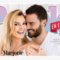 ¡Confirmado! Marjorie de Sousa está embarazada de Julián Gil