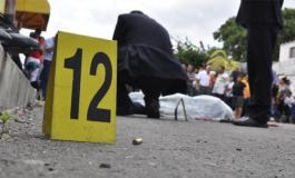 Balacera en Santa Cruz dejó dos muertos y un herido