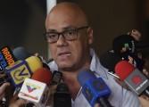 Jorge Rodríguez: Búsqueda de la paz pasa por abandonar el lenguaje violento