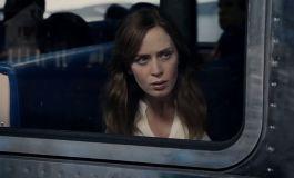 """Emily Blunt comienza a seducir en el cine como """"La Chica del Tren"""""""