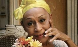 """Omara Portuondo: """"Lo que me queda por hacer es seguir siendo cubana"""""""