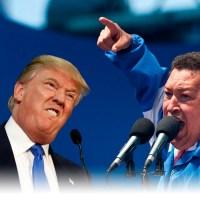 Propaganda demócrata compara a Donald Trump con Hugo Chávez