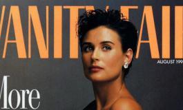 Demi Moore embarazada y desnuda: el escándalo de una portada en los 90