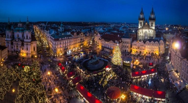 Praga en Navidad / Foto: Cortesía