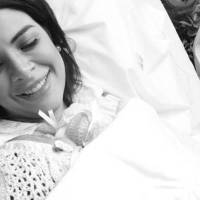 Ya nació la hija de Kerly Ruiz e Irrael Gómez