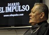 Tras ataque Monseñor López Castillo está tranquilo en su residencia