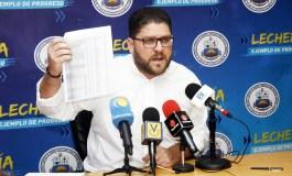 Alcalde de Lechería se declara en emergencia financiera