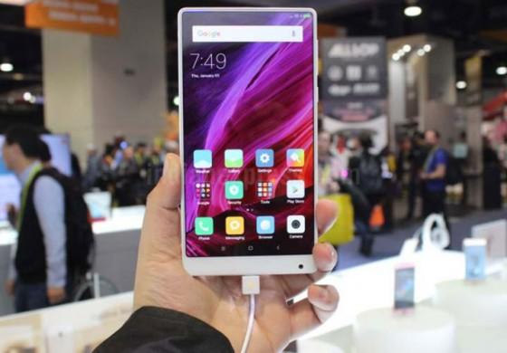 Xiaomi Mi MIX Evo, será el móvil más innovador del mercado