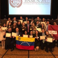 Harvard otorga premios a universidades venezolanas en Modelo de Naciones Unidas