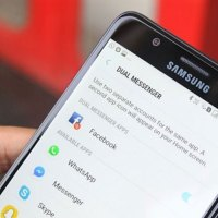 Así se usan dos cuentas de WhatsApp en los Samsung Galaxy J7,J5 y J3 (2017)