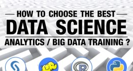 How to choose the right data science / analytics / big data training?