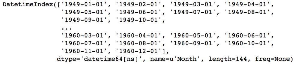 3. index type