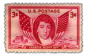 Francis-Scott-Key-Stamp