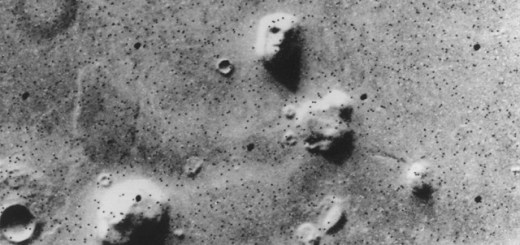 The Face on Mars was one of the most striking and remarkable images taken during the Viking missions to the red planet. Unmistakeably resembling a human face, the image caused many to hypothesize that it was the work of an extraterrestrial civilization. Later images revealed that it was a mundane feature rendered face-like by the angle of the Sun. AuthorViking 1, NASA