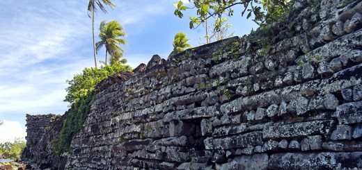 The mysterious construction of Nan Madol