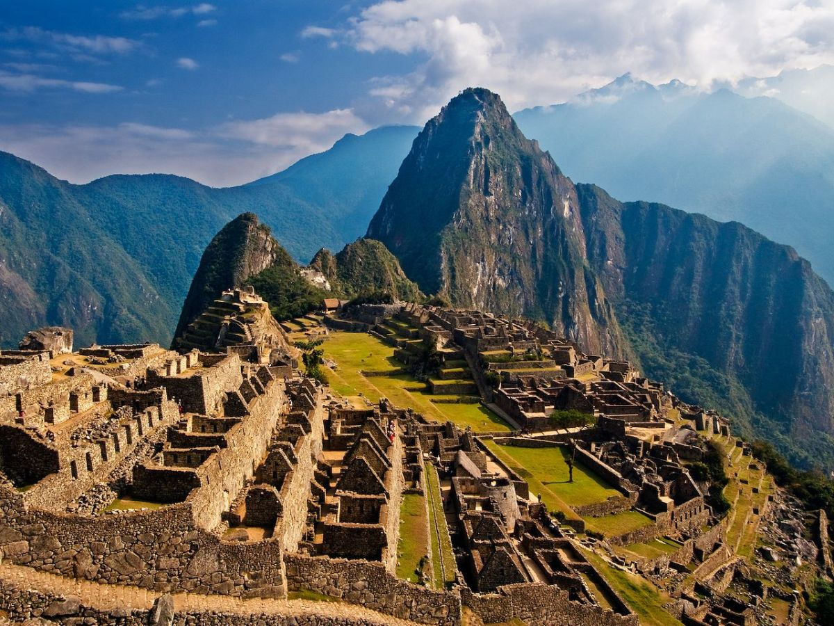 10 Breathtaking Images Of Machu Picchu