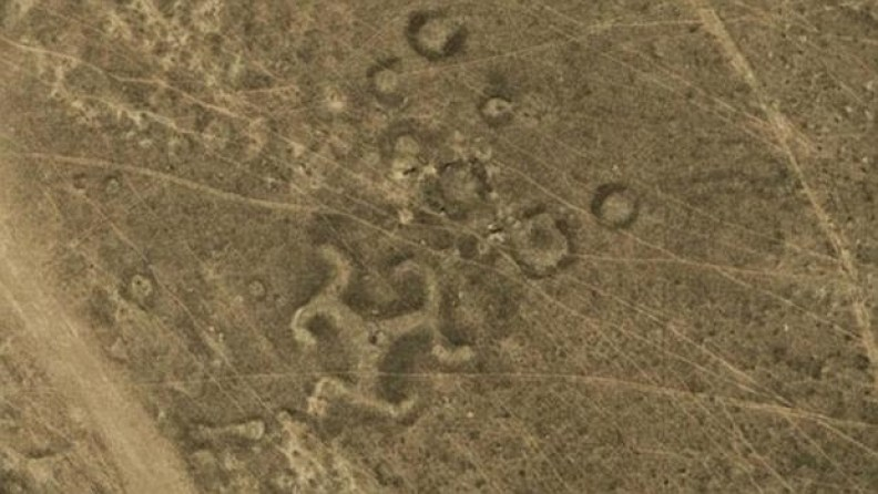 NASA and the enigma of the 8000 year old swastika