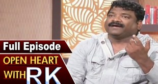 Lyricist Chandrabose – Open Heart With RK- Full Episode