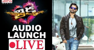 Thikka Audio Launch Live – Sai Dharam Tej