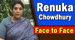 Exclusive interview with Congress MP Renuka Chowdhury