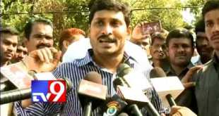 Chandrababu the first Indian CM to be caught offering bribe – YS Jagan