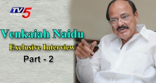Venkaiah Naidu Exclusive Interview – AP Special Package – Special Leader