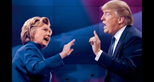 Final Presidential Debate Donald Trump – Hillary Clinton
