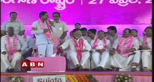 Inside : CM KCR speaks about 2019 Elections heats up Politics
