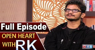 Lyricist Ananta Sriram Open Heart With RK – Full Episode