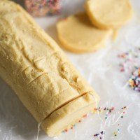 Easy Slice and Bake Sugar Cookie Recipe