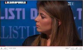 Giulia Innocenzi: tornatene alla LUISS!
