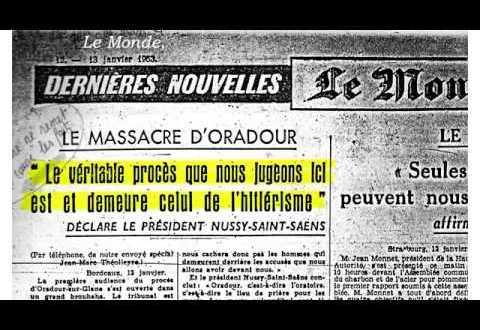VIDEO: Chambres à gaz – la rumeur du siècle   Vincent Reynouard