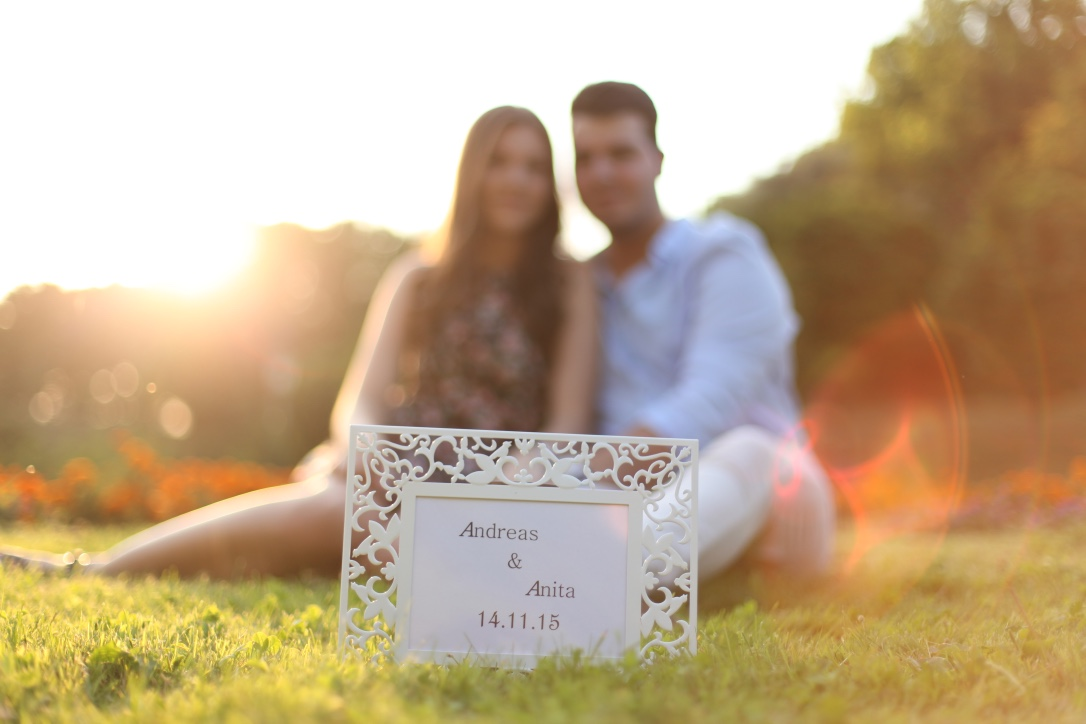 save the date {Andreas & Anita}