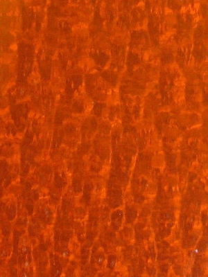 orange ripple glass