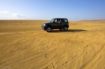 Гонки по дюнам в заповеднике Paracas.