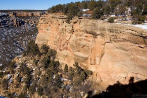 Каньон Навахо (Navajo Canyon view).