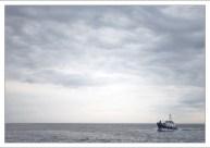 """""""Туман"""" на Белом море."""