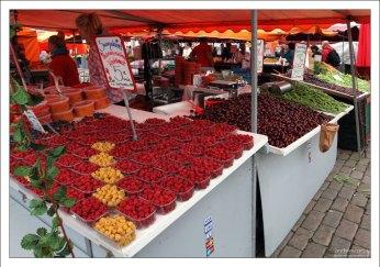 Рыночная площадь Kauppatori.
