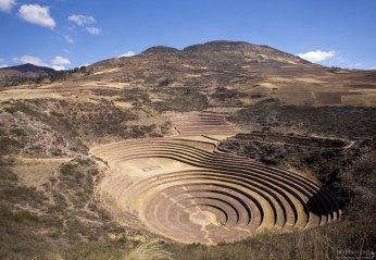 Moray - своеобразная сельскохозяйственная лаборатория Инков.
