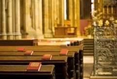 Канционал - (от лат. cantio - пение): собрание духовных песнопений католической церкви.