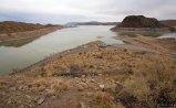 Водохранилище Elephant Butte Reservoir - самое большое в штате.