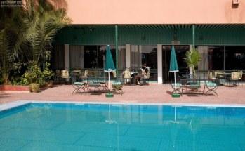 """Обед в ресторане отеля """"Hotel Rissani"""" в Эль-Рашидии."""